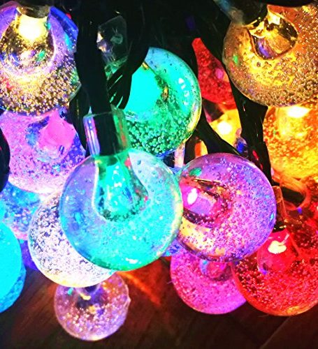60LED-36FT-4Color-Crystal-Ball-Solar-String-lights-for-Garden-Patio-Yard-Home-Christmas-Tree-Sogrand-Solar-Lights-Outdoor-Solar-Christmas-Lights-0