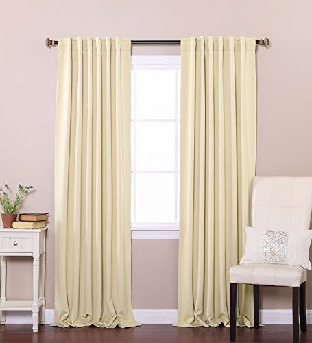 Best-Home-Fashion-Thermal-Insulated-Blackout-Curtains-Back-Tab-Rod-Pocket-Set-of-2-Panels-0
