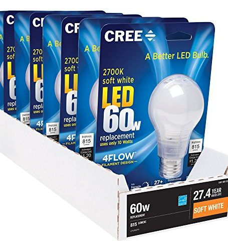 Cree-BA19-08027OMB-12DE26-3120-60W-Equivalent-2700K-A19-LED-Light-Bulb-with-4Flow-Filament-Design-8-Pack-Soft-White-0-1