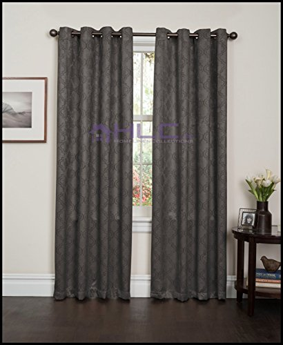 HLCME-Lattice-Thermal-Room-Darkening-Energy-Efficient-Blackout-Curtains-for-Bedroom-Set-of-2-63-84-96-inch-108-inch-Long-0