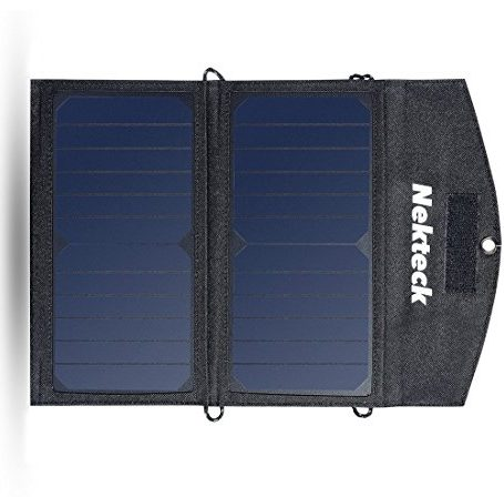 Nekteck-Solar-Charger-with-2-Port-USB-Charger-Build-with-High-efficiency-Solar-Panel-Cell-for-iPhone-6s-6-Plus-SE-iPad-Galaxy-S6S7-Edge-Plus-Nexus-5X6P-any-USB-devices-and-more-0