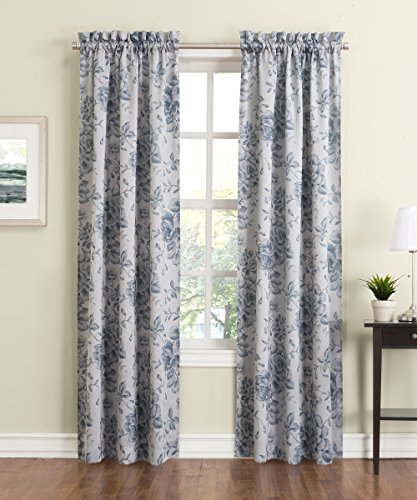 No-918-Bailey-Energy-Efficient-40-X-84-Inch-Curtain-Panel-Pair-2-Panels-Stone-0