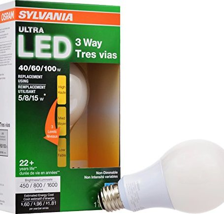 Sylvania-74021-Ultra-LED-Non-dimmable-15Watt-120Volts-Light-Bulb-Warm-White-0
