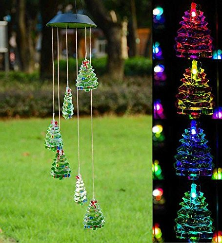 Yescom-Solar-LED-Color-Changing-Xmas-Tree-Wind-Chime-Light-LED-Home-Garden-Outdoor-Valentine-Decor-0